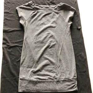 2 for 20$ Very comfy dark grey maternity top
